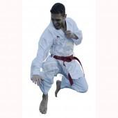 Кимоно для каратэ Arawaza Onyx Zero Gravity WKF 6 унций (100% Полиэстер)