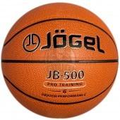 Мяч баскетбольный игровой Jögel Indoor №6
