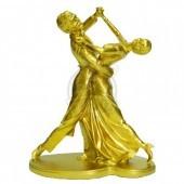 Кубок сувенирный Бальные танцы HX1122-A6 (серебро)