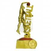 Кубок сувенирный Баскетбол HX1237-B6 (серебро)
