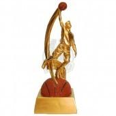 Кубок сувенирный Баскетбол HX1378-A5 (золото)