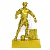 Кубок сувенирный Футбол HX1723-C6 (серебро)
