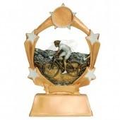 Кубок сувенирный Велоспорт HX2023-B5 (золото)