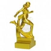Кубок сувенирный Бег HX2307-C5 (золото)
