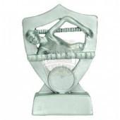 Кубок сувенирный Плавание HX2550-C6 (серебро)