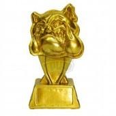 Кубок сувенирный Собака HX3099-C5 (золото)