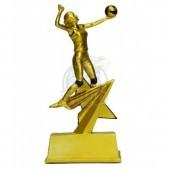 Кубок сувенирный Волейбол HX3119-B5 (золото)