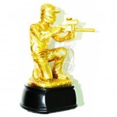 Кубок сувенирный Стрелок HX-3144-B5 (золото)