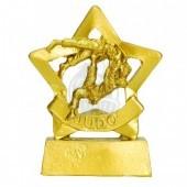 Кубок сувенирный Дзюдо HX3166-C5 (золото)