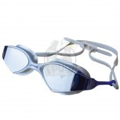 Очки для плавания Finis Voltage Mirror (Silver/Blue)