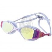 Очки для плавания Finis Voltage Mirror (White/Pink)
