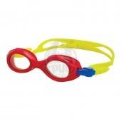 Очки для плавания детские Finis Helio Kids (Red/Clear)
