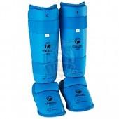 Защита голени и стопы Tokaido WKF (синий)