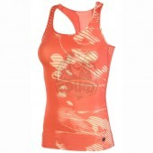 Майка спортивная женская Asics Fitted Tank (розовый)