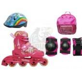 Комплект детских роликовых коньков Vimpex Sport