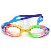 Очки для плавания детские Fashy Match Kids (радужный)