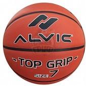 Мяч баскетбольный любительский Alvic Top Grip Indoor/Outdoor №7