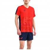 Форма волейбольная мужская Asics Man Volleyball Set (красный)