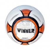 Мяч футбольный тренировочный Winner Spirit №5 (оранжевый)