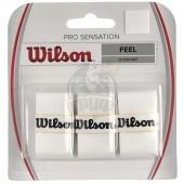 Обмотка для теннисной ракетки Wilson  Pro Overgrip Sensation (белый)
