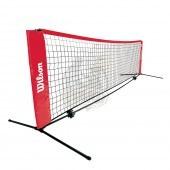 Сетка теннисная с регулировкой высоты Wilson Starter EZ Tennis Net 6,1 м