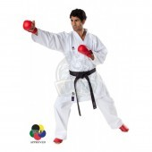 Кимоно каратэ для кумитэ Tokaido Kumite Master WKF 8 унций (35% Хлопок / 65% Полиэстер)