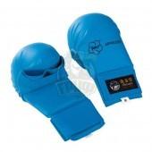 Накладки каратэ без пальца Tokaido WKF (синий)