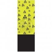 Бандана Fischer с флисом (желтый)