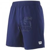 Шорты теннисные мужские Wilson 8 Short Men (синий)
