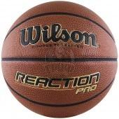 Мяч баскетбольный тренировочный Wilson Reaction Pro Indoor/Outdoor №7