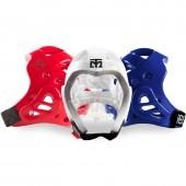 Шлем тхэквондо WT Mooto Extera S2 (красный)