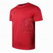 Футболка спортивная мужская Mooto (красный)