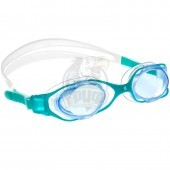 Очки для плавания тренировочные Mad Wave Precize (голубой)