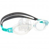 Очки для плавания тренировочные Mad Wave Clear Vision CP Lens (синий)