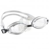 Очки для плавания тренировочные Mad Wave Predator (белый)