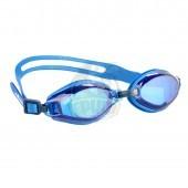 Очки для плавания тренировочные Mad Wave Predator (синий)