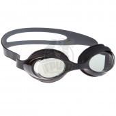 Очки для плавания тренировочные Mad Wave Stretchy (черный)