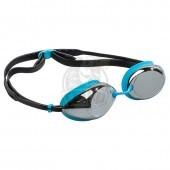 Очки для плавания тренировочные Mad Wave Lane4 Mirror (синий)
