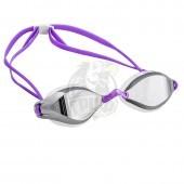 Очки для плавания тренировочные Mad Wave Vision II Mirror (фиолетовый)