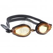 Очки для плавания тренировочные Mad Wave Techno II (черный)