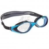 Очки для плавания тренировочные Mad Wave Flame (синий)