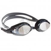 Очки для плавания тренировочные Mad Wave Competition Mirror Automatic (черный)