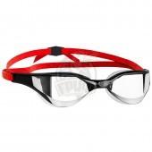 Очки для плавания тренировочные Mad Wave Razor Mirror (красный)