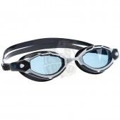 Очки для плавания тренировочные Mad Wave Shark (синий)