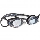 Очки для плавания тренировочные Mad Wave Racing Automatic (черный)