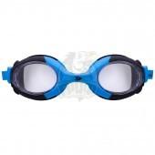Очки для плавания подростковые Longsail Crystal (синий/черный)