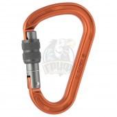 Карабин Vento Titanium с муфтой Keylock (оранжевый)