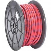 Веревка статическая Vento ПрофиСтатик Ø10 мм (красный)