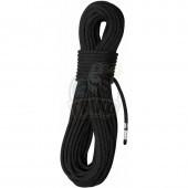 Веревка статическая Vento ПрофиСтатик Ø10 мм (черный)