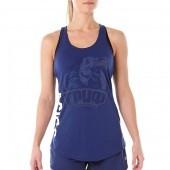 Майка спортивная женская Asics Esnt Gpx Tank (синий)